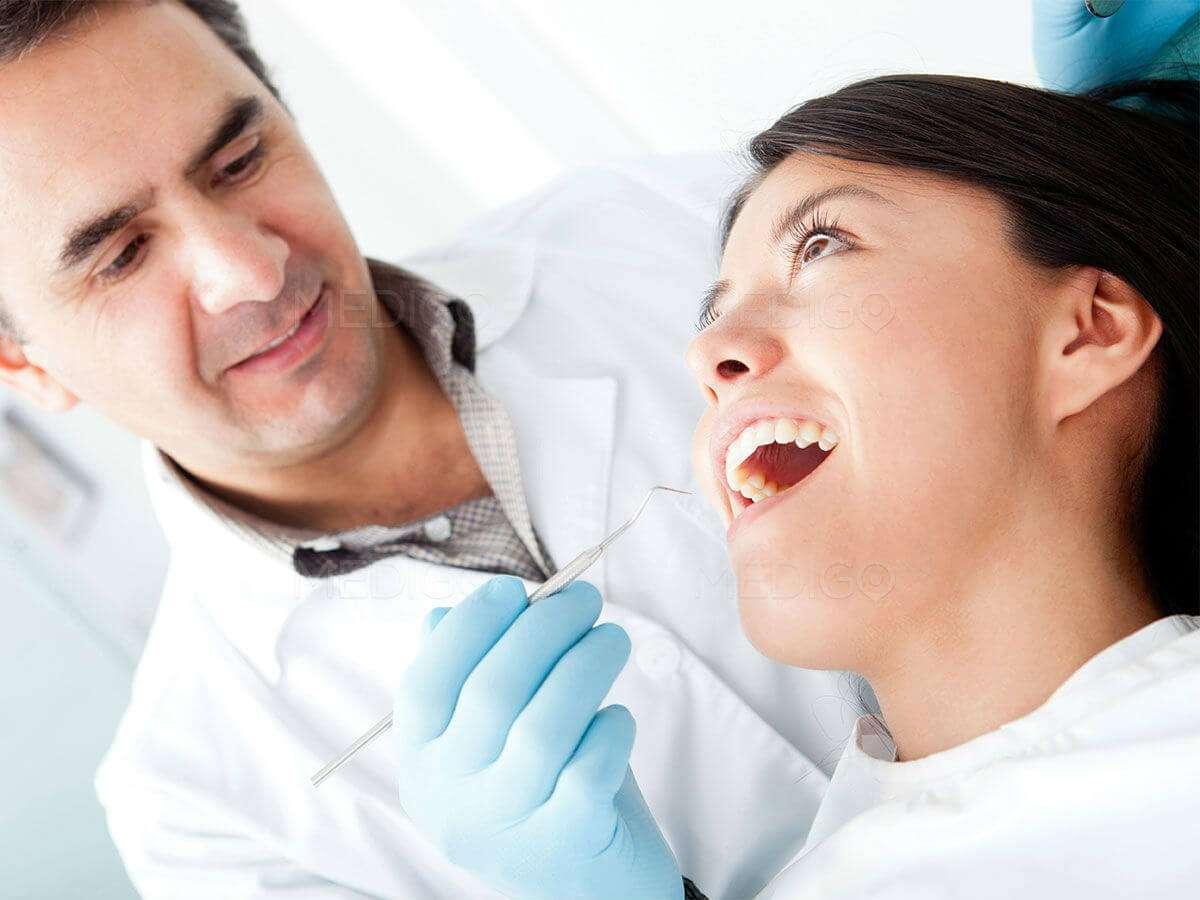 Лечение каналов зуба: цена в Москве